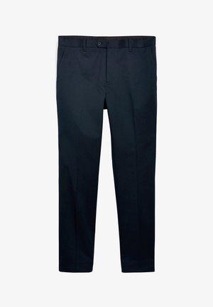 WITH STRETCH - Pantalon de costume - blue