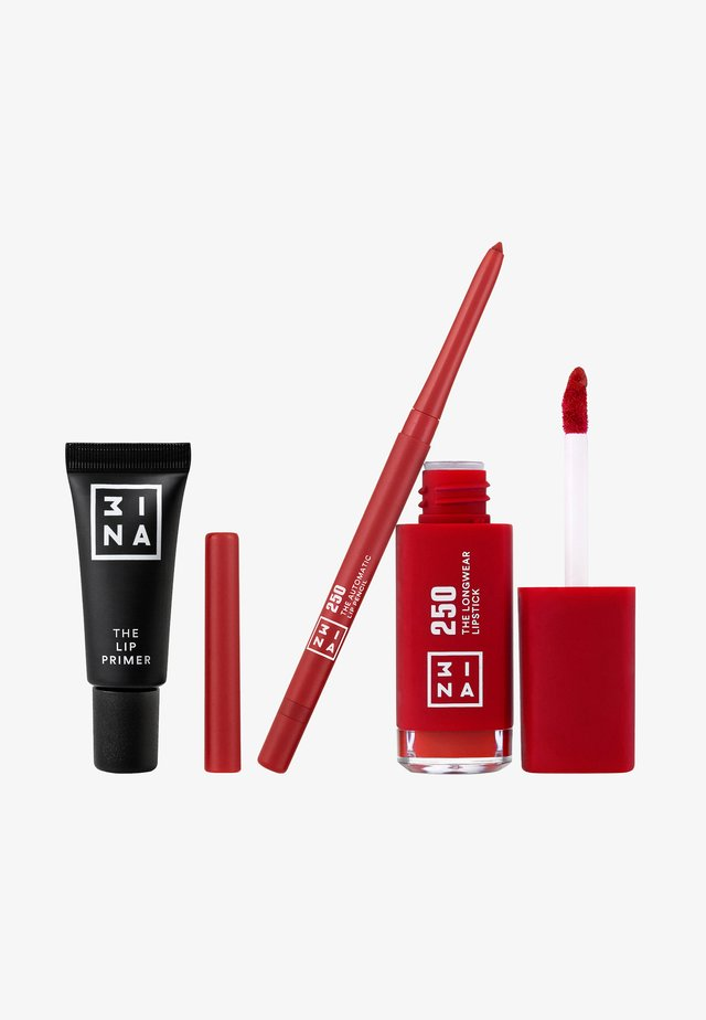HOT LIPS SET - Kit make up - -