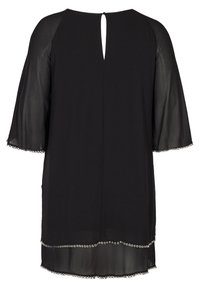 Zizzi - WITH 3/4-LENGTH SLEEVES - Tunic - black - 4
