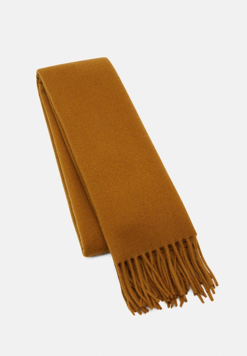 Samsøe Samsøe - EFIN SCARF - Sciarpa - bronze brown