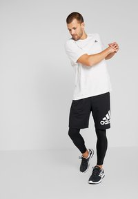 adidas Performance - ALPHASKIN - Leggings - black - 1
