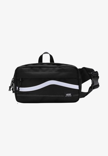 MN CONSTRUCT CROSS BODY - Bum bag - black/white