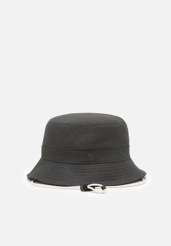 MOUNTAIN BUCKET HAT UNISEX - Hat - asphalt grey
