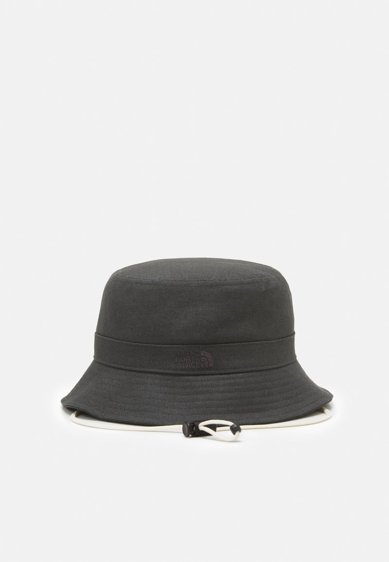 The North Face - MOUNTAIN BUCKET HAT UNISEX - Kapelusz - asphalt grey