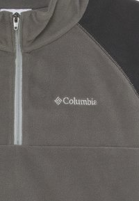 Columbia - GLACIAL HALF ZIP - Fleece jumper - city grey/shark - 2