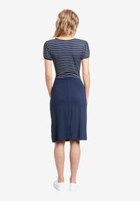 Vive Maria - Shift dress - blau allover - 2