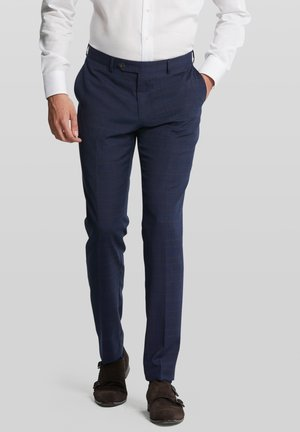 Suit trousers - dark blue