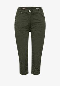 Cecil - SLIM FIT - Shorts - grün - 0