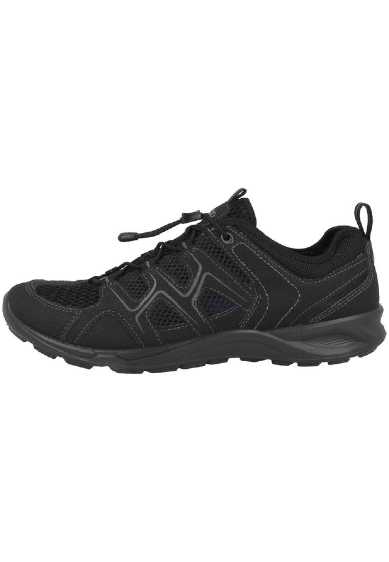 ECCO - TERRACRUISE - Hiking shoes - black