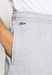 Lacoste - Tracksuit bottoms - argent chine - 4