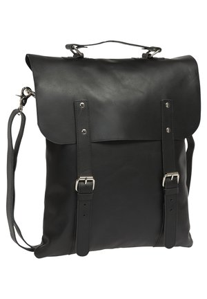 HERITAGE COLLECTI - Rucksack - black [02]