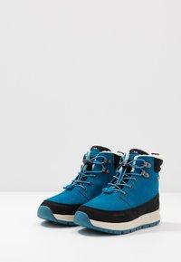 Viking - ROTNES GTX - Winter boots - petrolblå/svart - 3