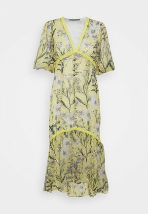 LUELLA - Maxi šaty - yellow