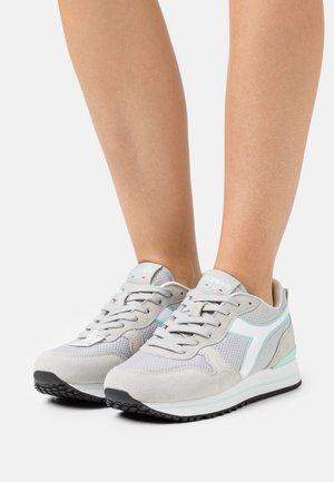 OLYMPIA PLATFORM  - Trainers - aluminum