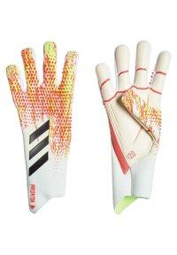 adidas Performance - PREDATOR 20 PRO GOALKEEPER GLOVES - Gloves - white - 0