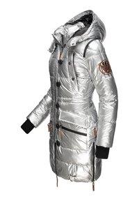 Navahoo - Winter coat - silver - 3