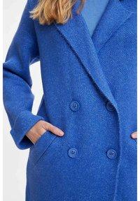 DeFacto - Short coat - blue - 4