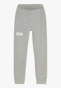 Helly Hansen - LOGO  - Træningsbukser - grey melange - 0