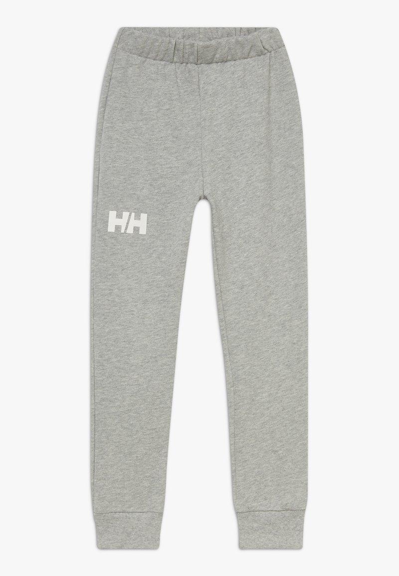 Helly Hansen - LOGO  - Træningsbukser - grey melange
