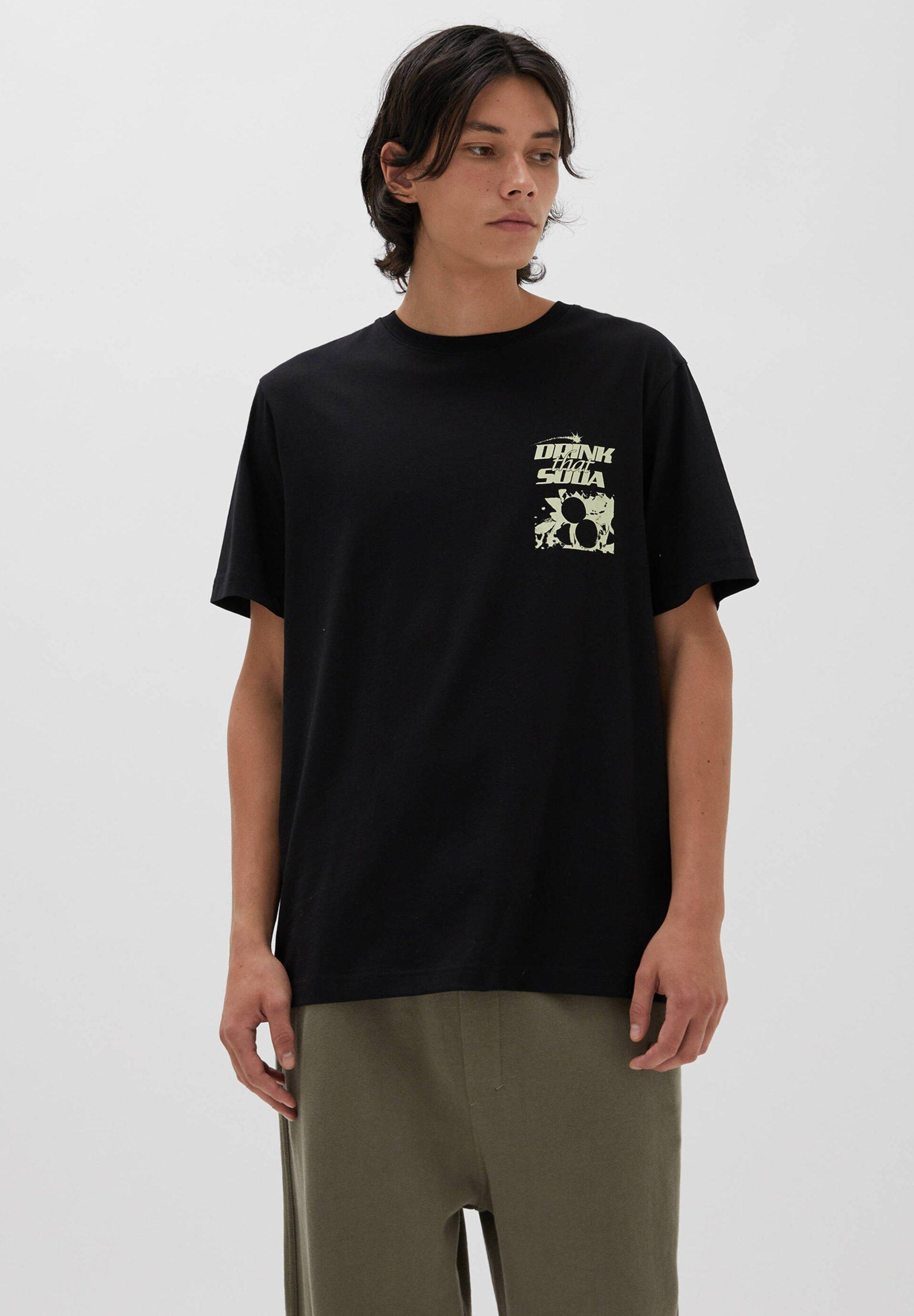 Herren DRINK THAT SODA - T-Shirt print