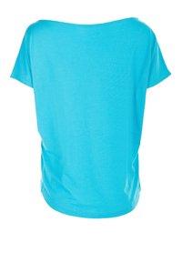 Winshape - MCT002 ULTRA LIGHT - Print T-shirt - sky blue - 3