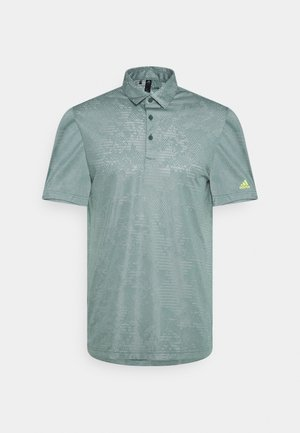 CAMO - Polo shirt - green oxide/grey two