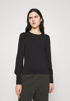 VMPANDA VOLUME - Long sleeved top - black