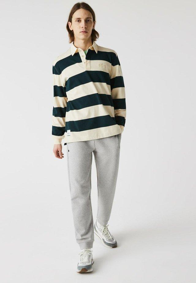 Pantalon de survêtement - gris chine / gris clair