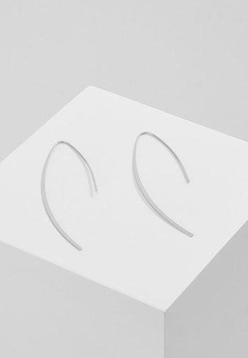 WINTER - Earrings - silver-coloured