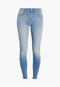 ONLY - ONLBLUSH - Jeansy Skinny Fit - light blue denim