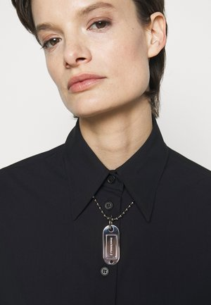 COLLANA - Necklace - silver-coloured