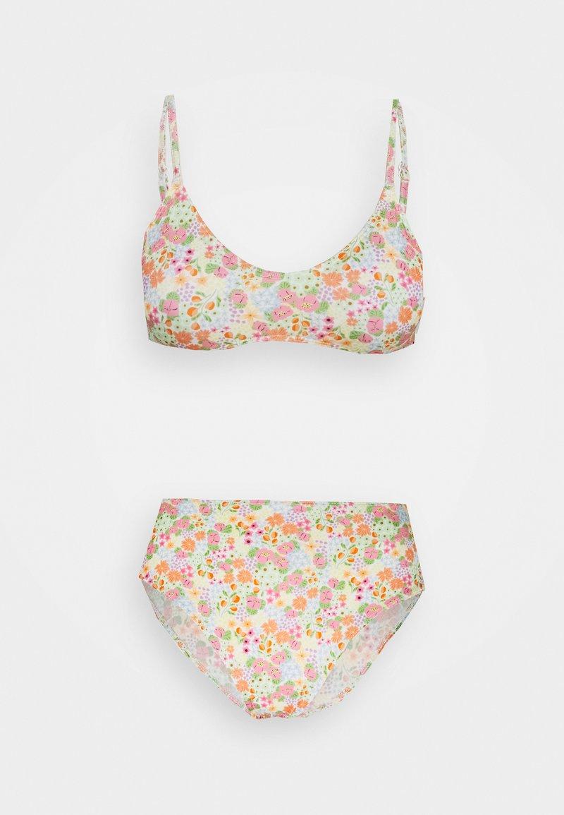 Monki - Bikini - multi-coloured