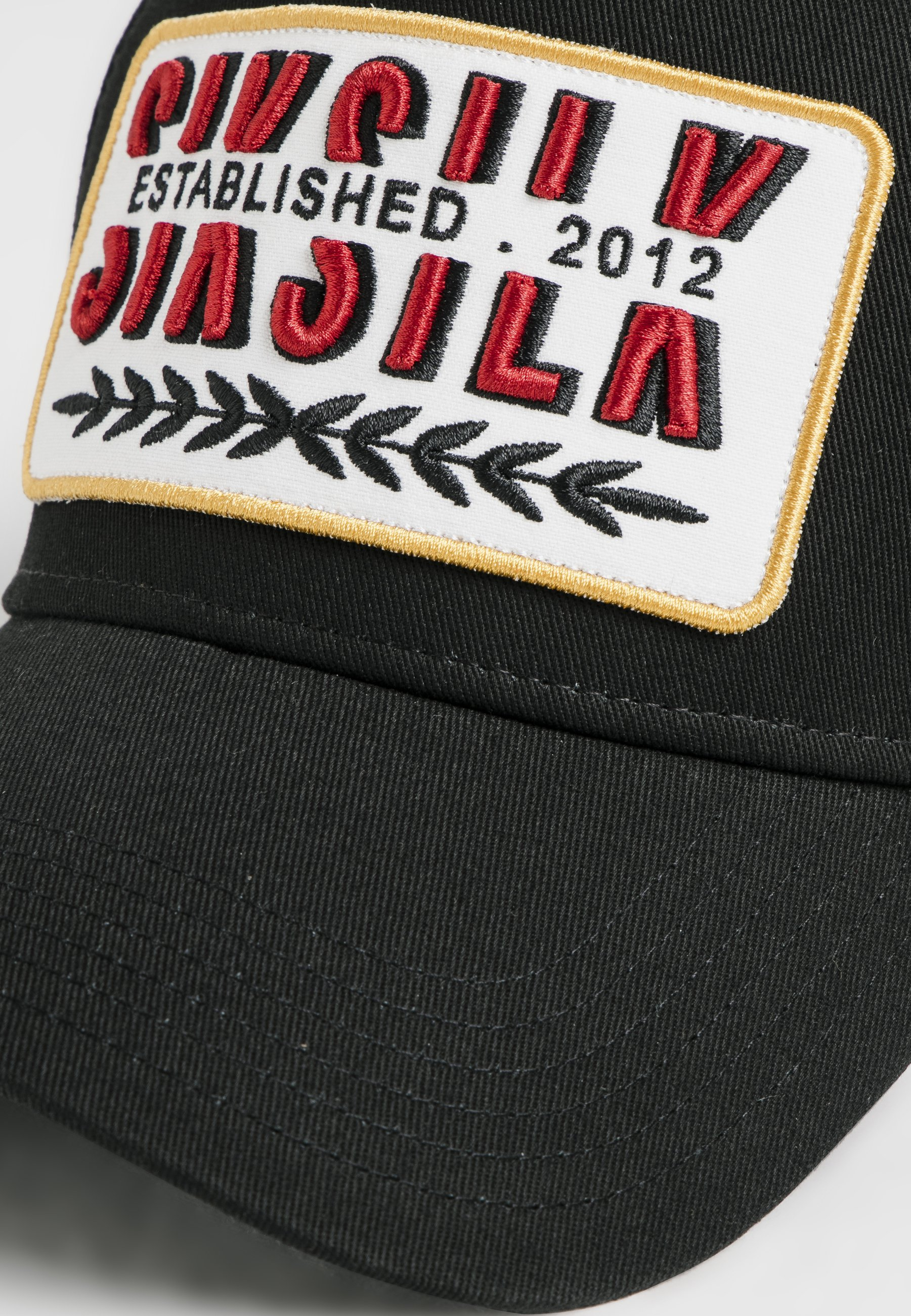 Siksilk Patch Full - Cap Black/schwarz