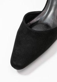 co wren wide fit - Klassiske pumps - black - 2