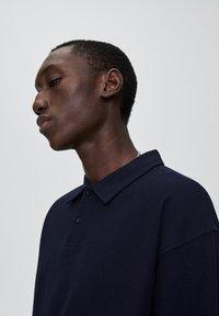PULL&BEAR - Polo shirt - dark blue - 4