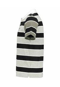Lacoste - Polo shirt - argent/noir/blanc - 6