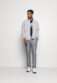 adidas Golf - HYBRID - Sportovní bunda - grey - 1