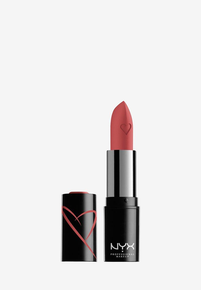 Nyx Professional Makeup - SHOUT LOUD SATIN LIPSTICK - Lipstick - day club