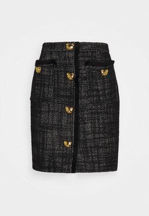 SKIRT - Pencil skirt - black
