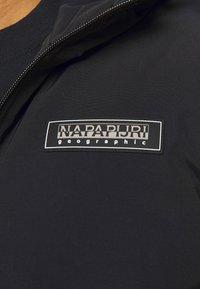 Napapijri The Tribe - PATCH UNISEX - Giacca da mezza stagione - black - 5