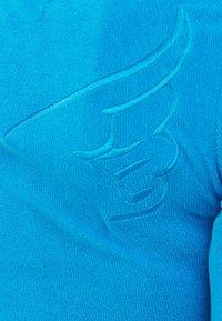 Bershka - Hoodie - blue - 5