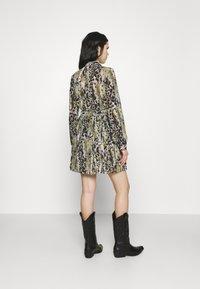 Vila - VIJEMO SKIRT - A-line skirt - birch/kallia - 2