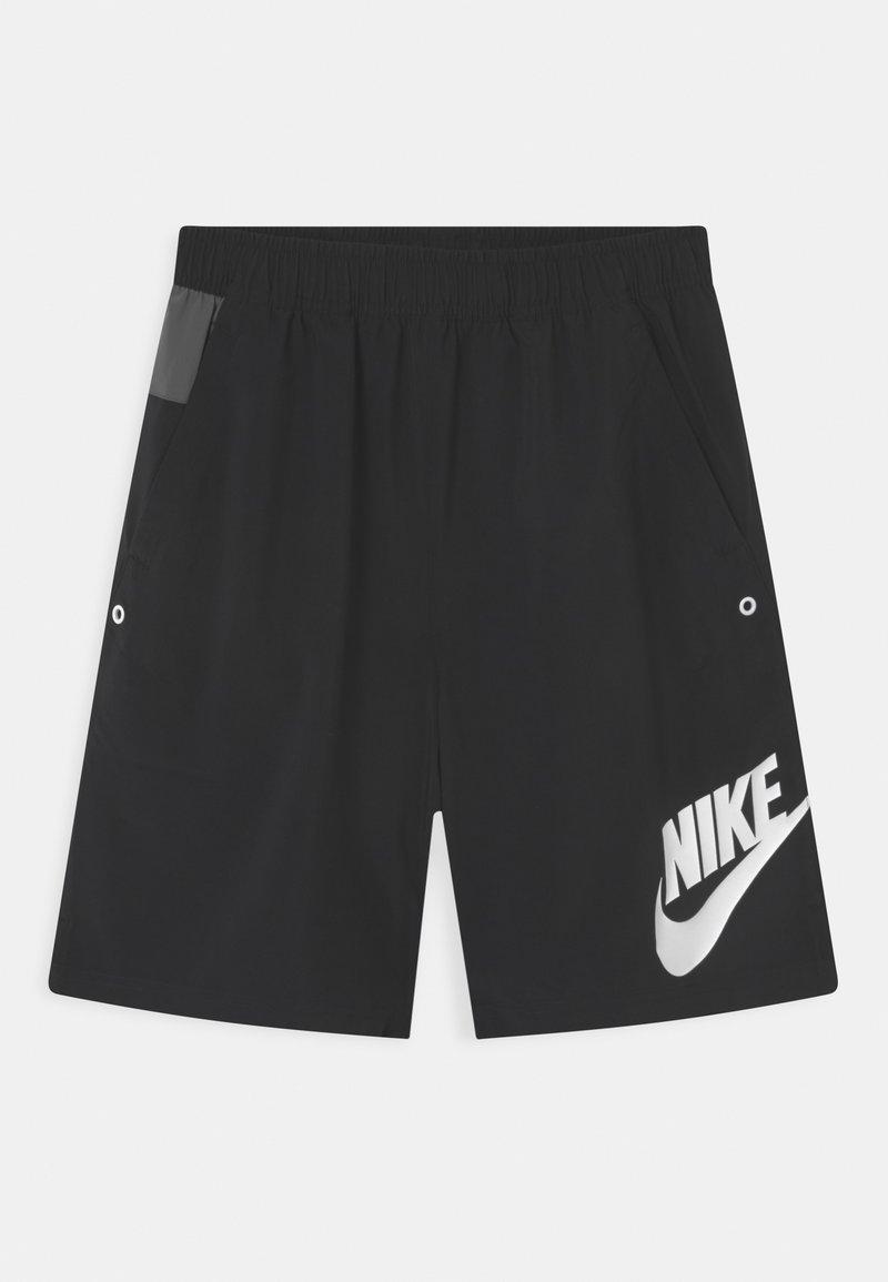 Nike Sportswear - Shortsit - black/iron grey/white