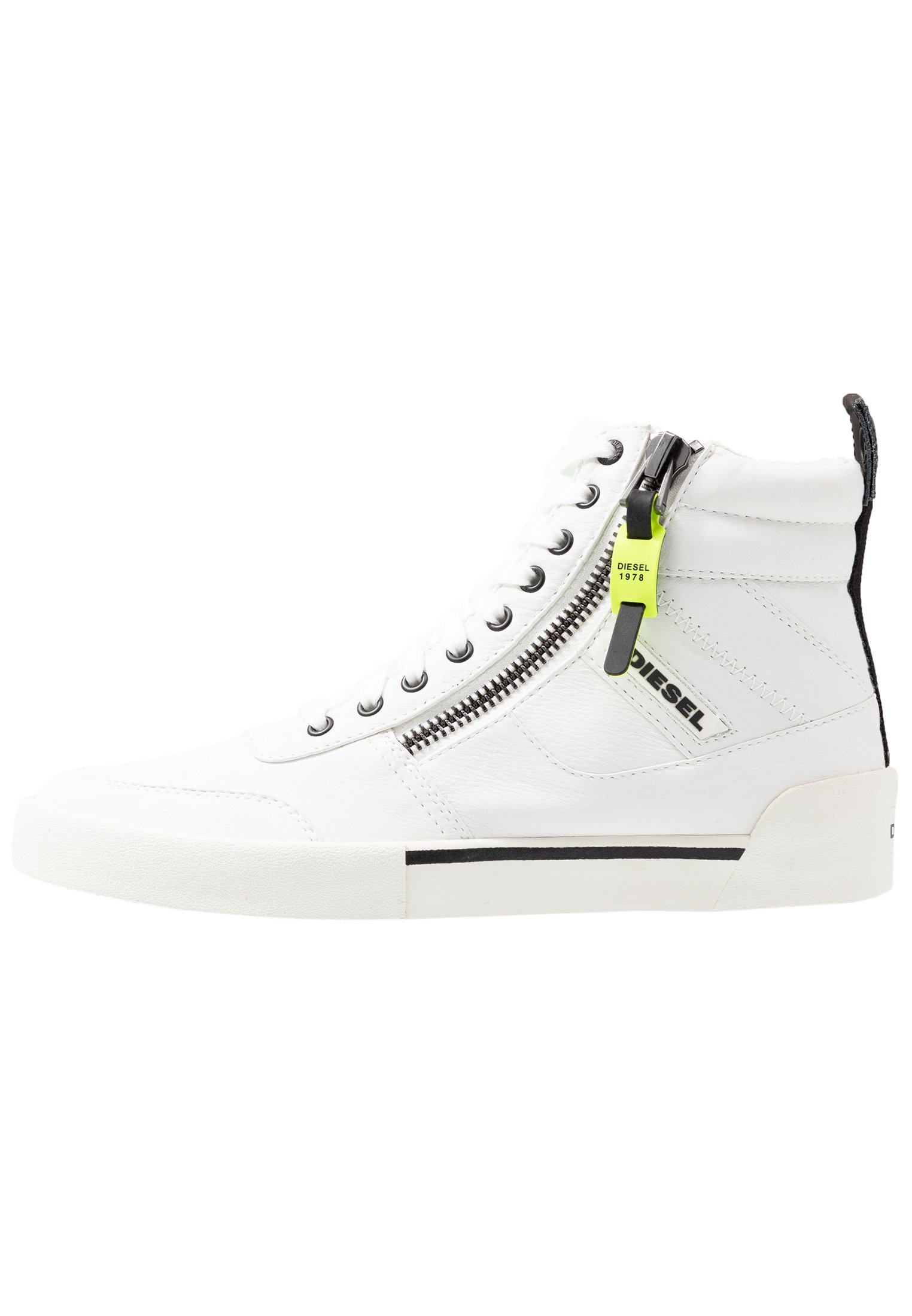 Men S-DVELOWS MID - High-top trainers