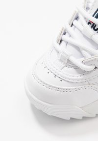 Fila - DISRUPTOR - Sneakers - white - 2