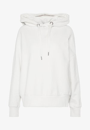 HOODIE - Jersey con capucha - pearl white