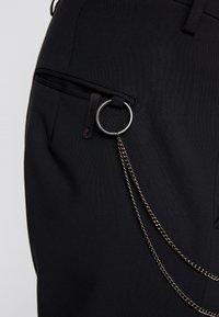 Cinque - CIBEPPE  - Kalhoty - black - 3