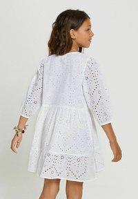 Shiwi - Day dress - bright white - 3