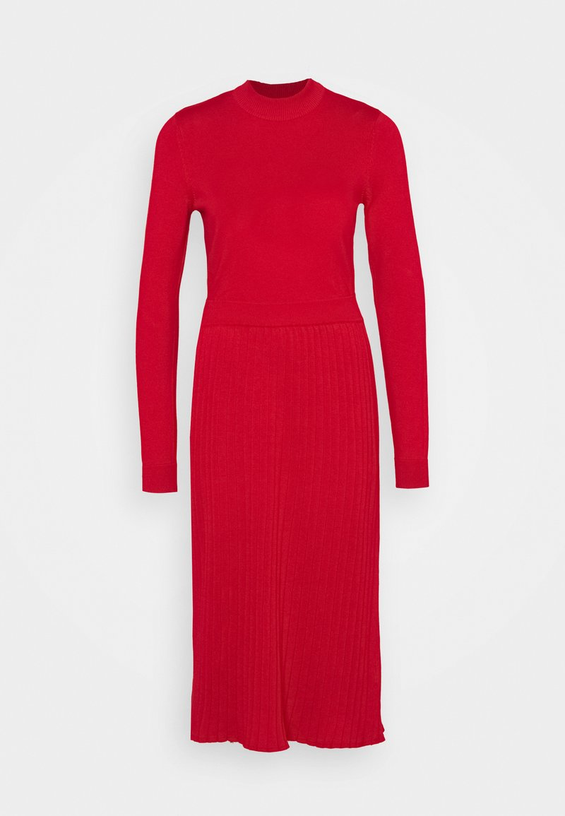 edc by Esprit - Jumper dress - red