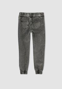 DeFacto - Slim fit jeans - anthracite - 1